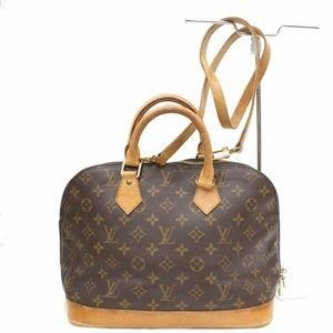 Louis Vuitton Monogram Alma with Strap 870781